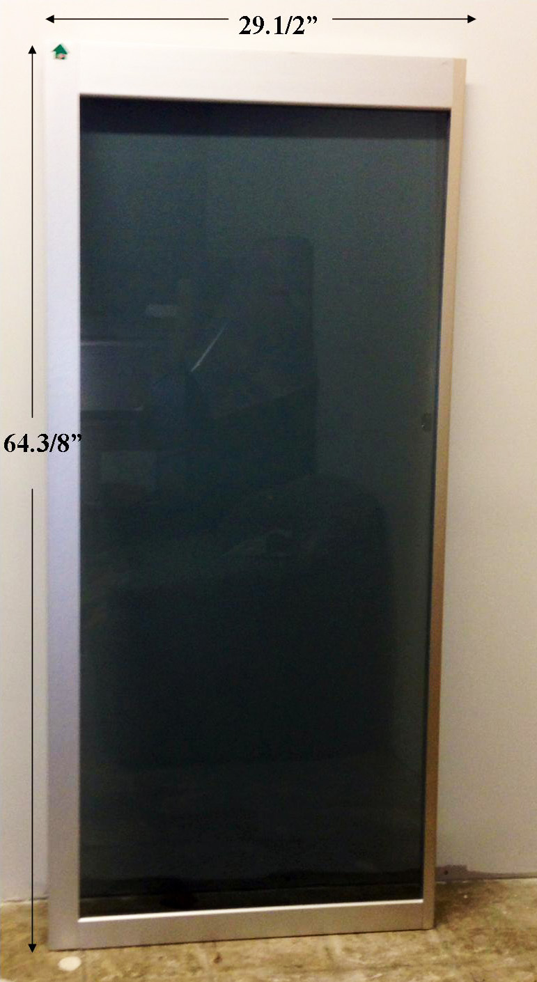 Replacement Shower Glass Panel - Image 1