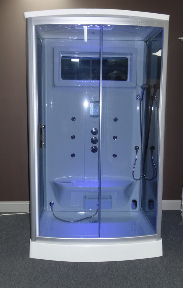 Ozone   Image 8 Steam Shower Room #09007.With Aromatherapy.
