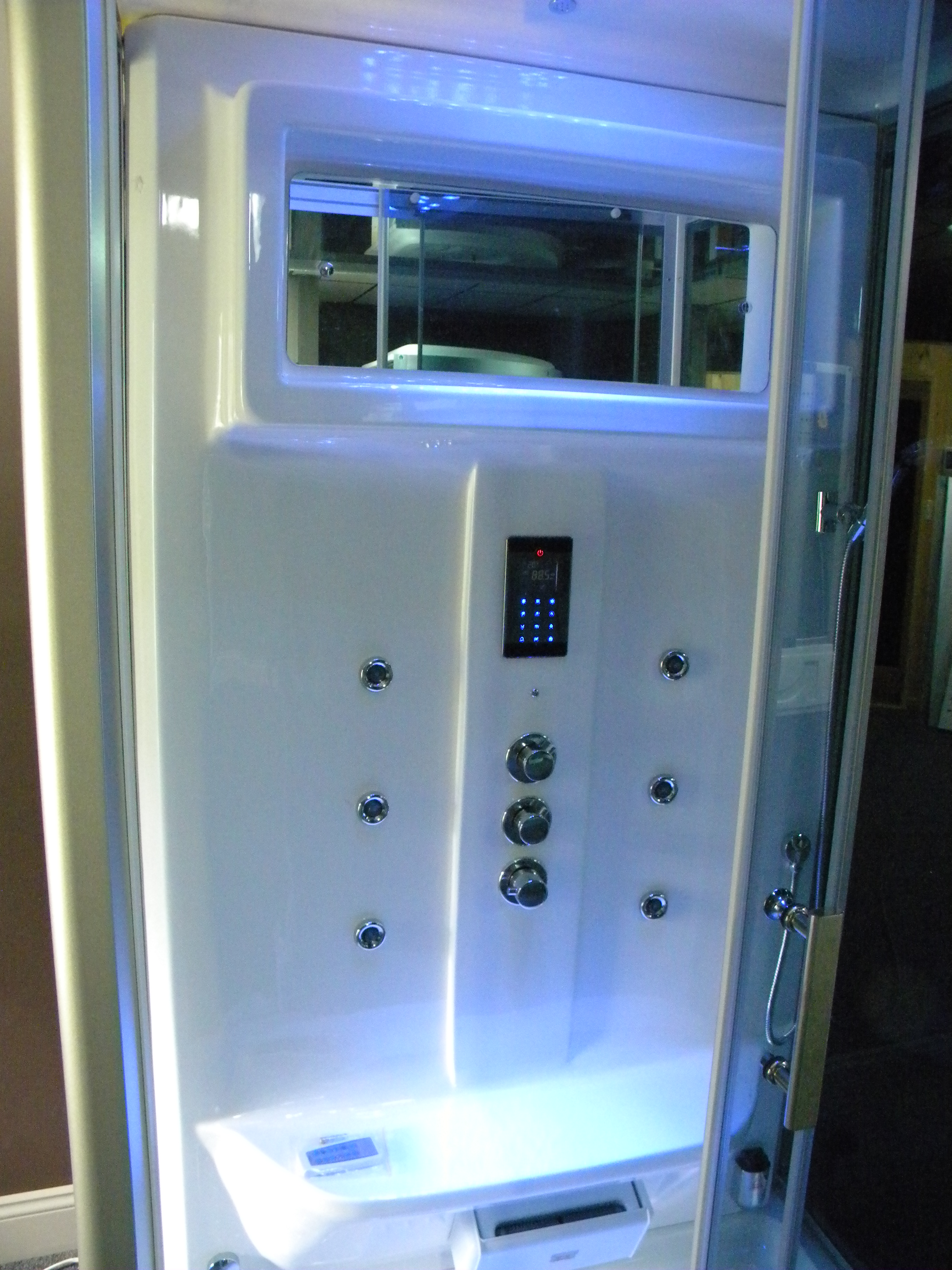 Steam Shower Room 09007 With Aromatherapy Ozone Best