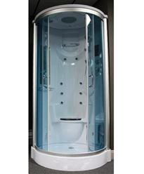 Steam Shower Room Enclosure w/Massage Jets. 9016 - Image 10