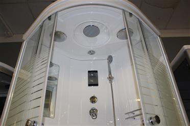 Shower Cabin.Hydrotherapy,Bluetooth Audio. 8128 - Image 9