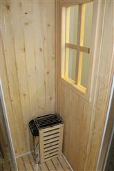 Steam Shower Enclosure with Traditional Sauna 	B001  - Image 21