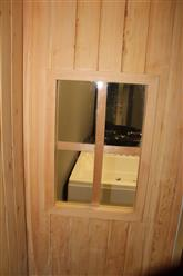 Steam Shower Enclosure with Traditional Sauna 	B001  - Image 17