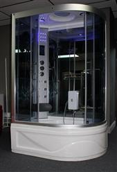 Steam Shower Room ,BLUETOOTH.Steam Sauna. 9002 - Image 3