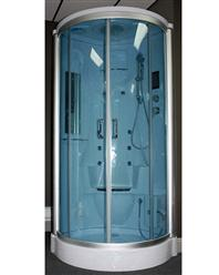 Steam Shower Room Enclosure w/Massage Jets. 9016 - Image 3