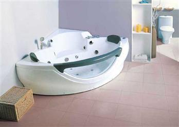 Corner JETTED BATHTUB,Hydromassage,Whirlpool,Air Bubble. M3150D - Image 2