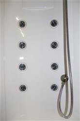 Shower Cabin.Hydrotherapy,Bluetooth Audio. 8128 - Image 12