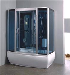 Big Steam Shower Room with Whirlpool Tub.BLUETOOTH. 9007 - Image 17