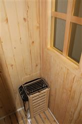 Steam Shower Enclosure with Traditional Sauna 	B001  - Image 9