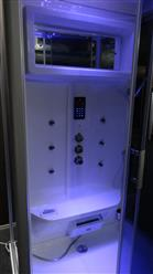 Steam Shower Room #09007.With aromatherapy.Ozone  - Image 12